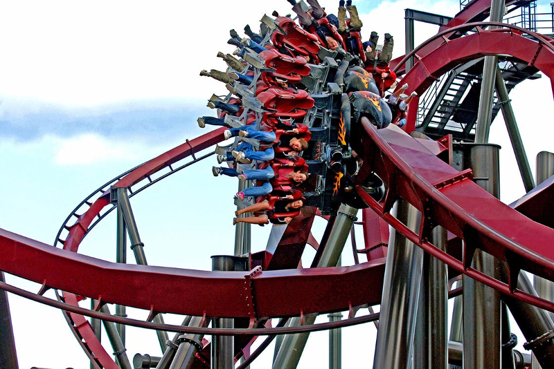 Thorpe Park - Day Trips From London