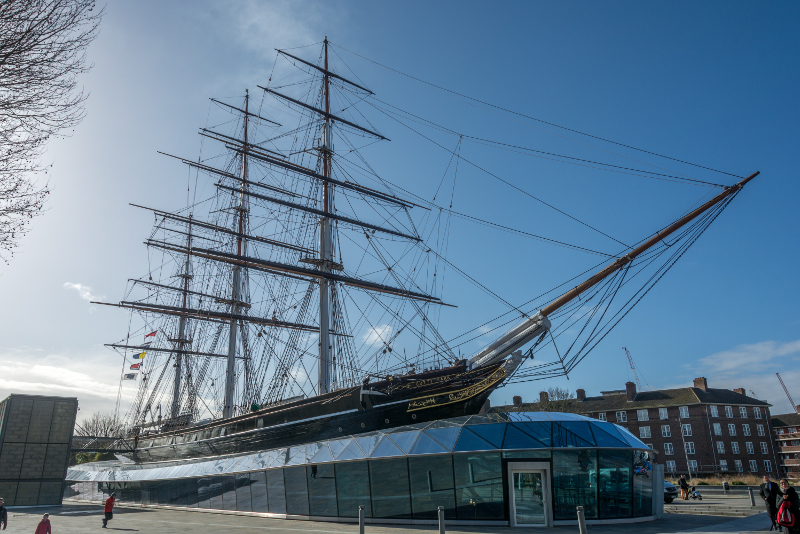 Cutty Shark - Day Trips From London