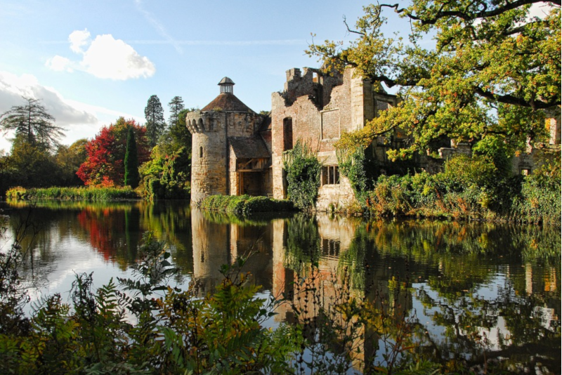 Scotney Castle - Day Trips From London