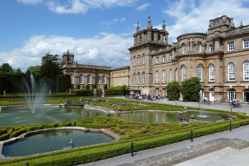 Blenheim Palace - Day Trips From London