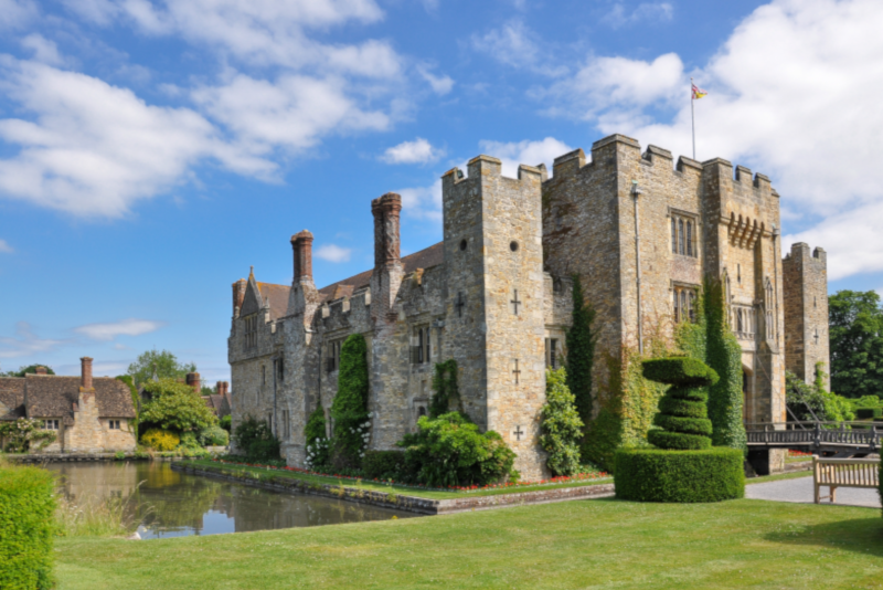 Hever Castle - Day Trips From London