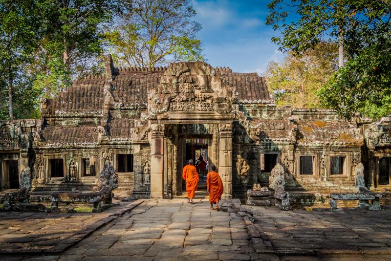 Angkor temples 3 days tour - Angkor temples tours