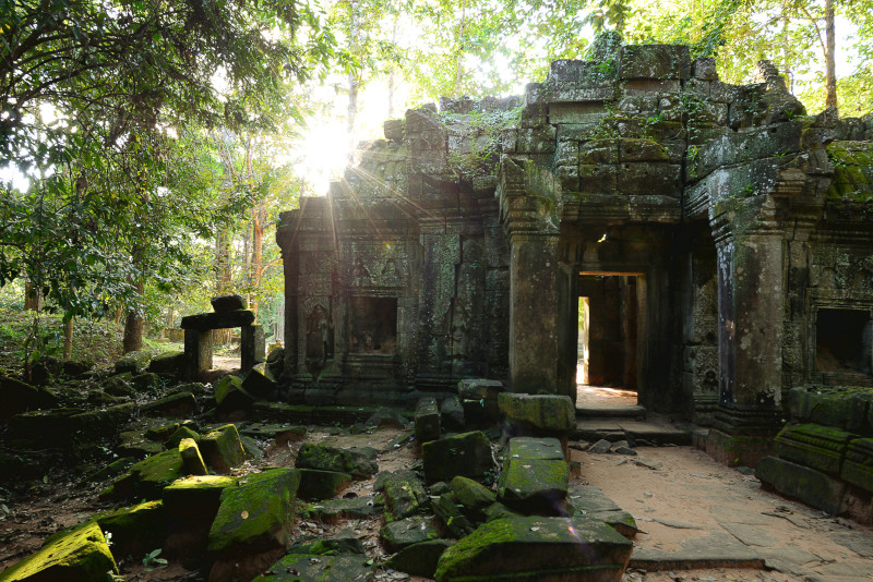 Angkor temple - Angkor temples tours