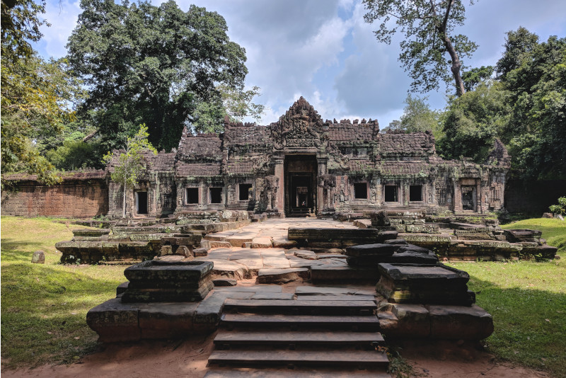 Angkor temples jeep -  Angkor temples tours