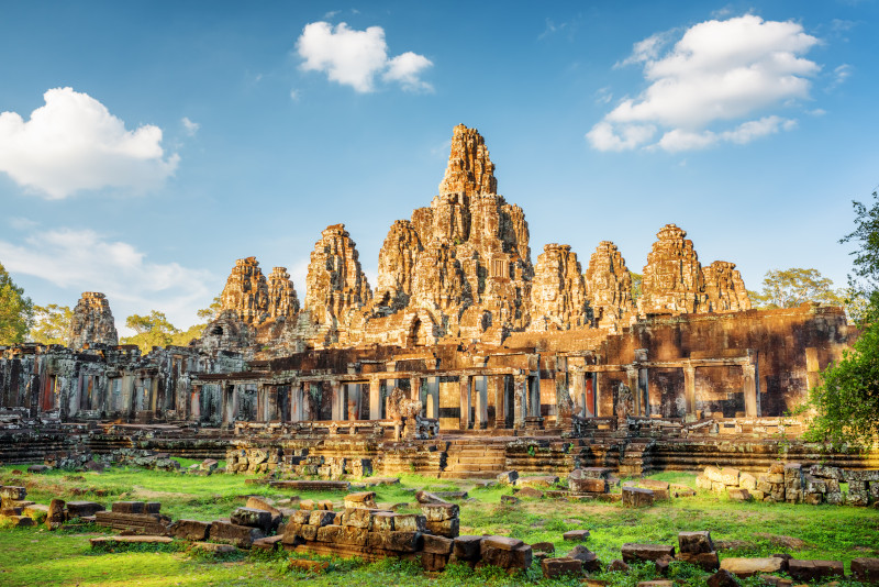 Angkor temples bike tour - Angkor temples tours