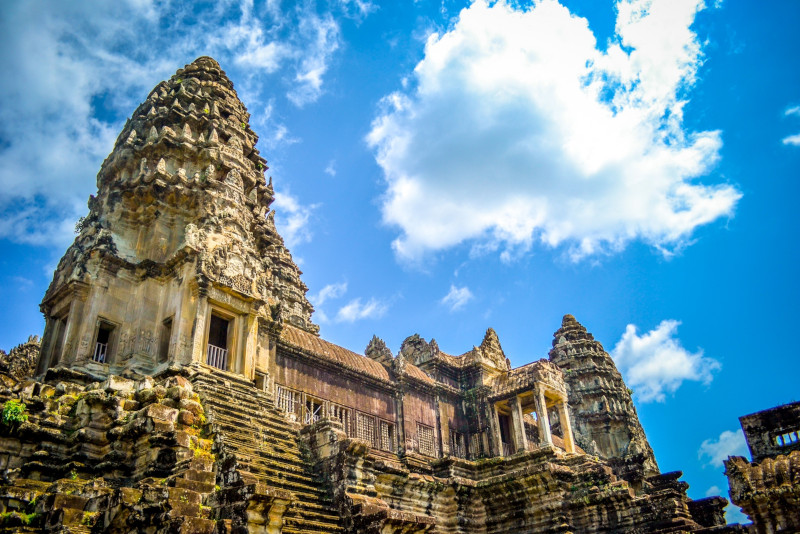 Angkor temples - Angkor temples tours