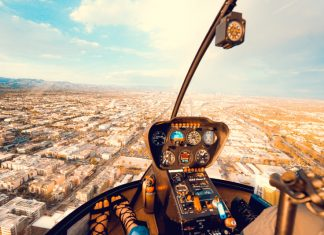 Best helicopter tours in Los Angeles