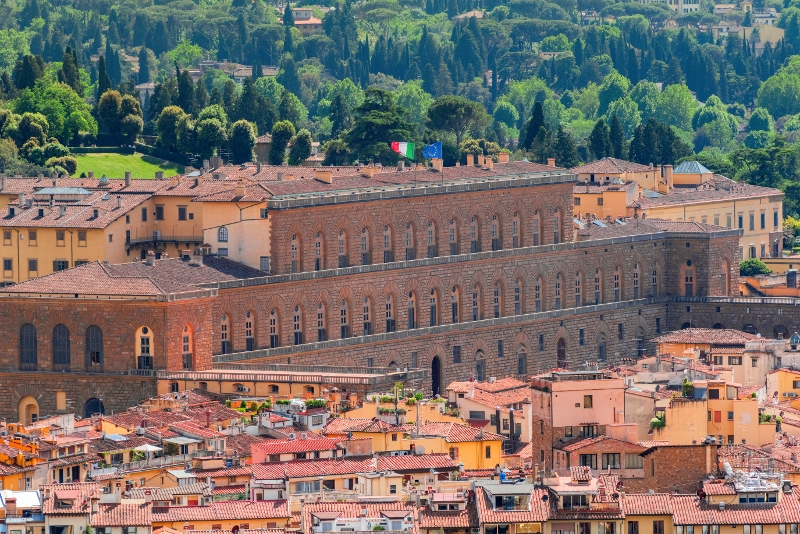 Pitti Palace Tickets ohne Anstehen