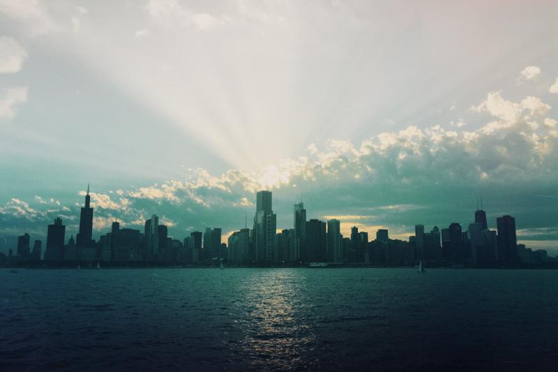 Paseos en helicóptero en Chicago - ¿Cuál es el mejor momento para volar?
