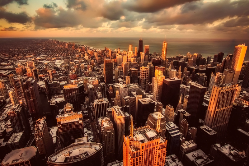 Chicago helicopter tours - travel tips