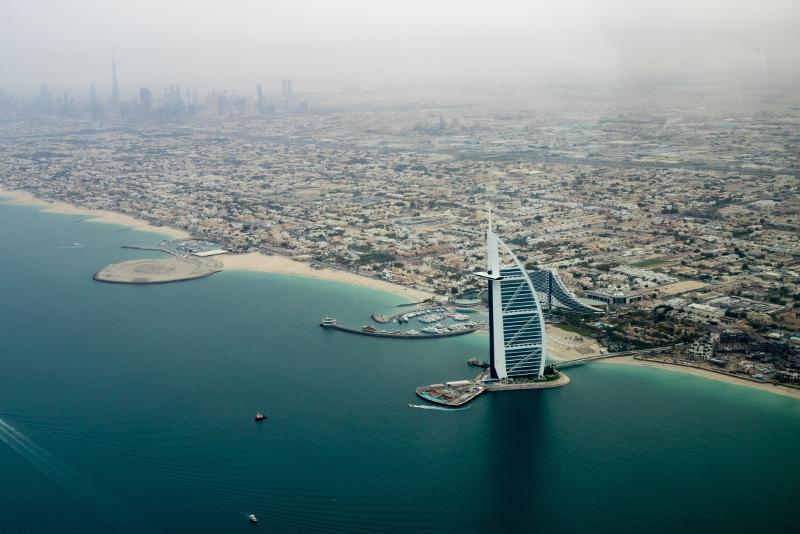 Paseos en Helicóptero en Dubái