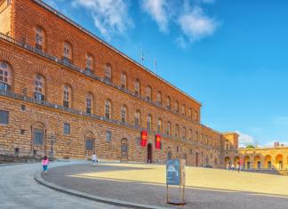 Pitti Palace skip the line tickets