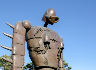 Robot soldier - Ghibli Museo