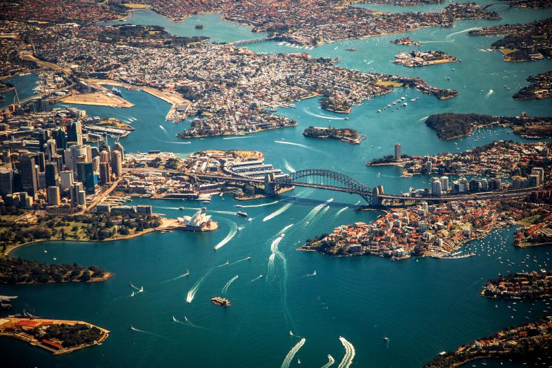 Tours en hélicoptère à Sydney – Lequel est le meilleur?