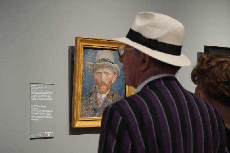 Van Gogh Museum - was werden Sie sehen