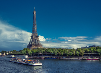 Eiffel Tower Seine River Cruise