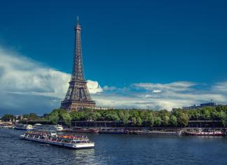Eiffel Tower Seine River Cruise