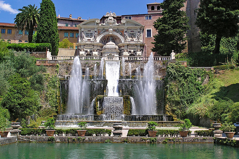 Neptune fountain - Villa d'Este (Tivoli) Tours From Rome