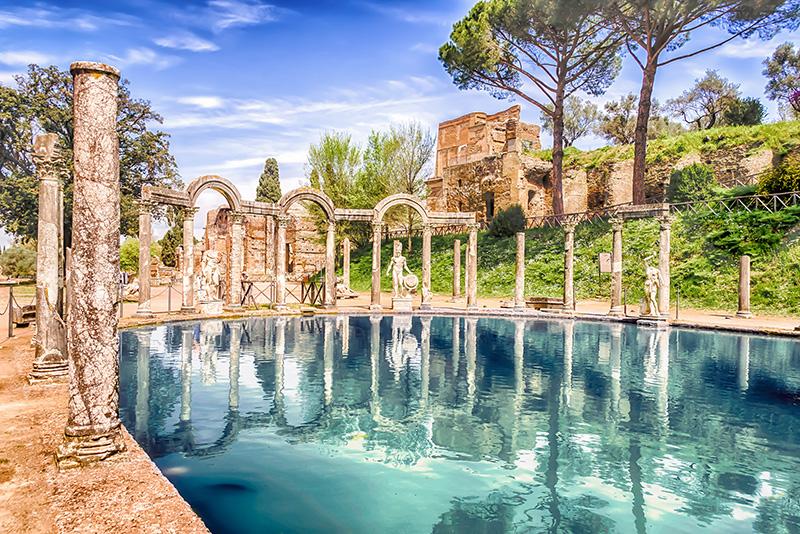 Ruins - Hadrian's Villa tours