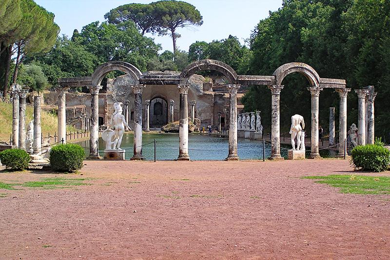 Hadrian's Villa - Villa d'Este (Tivoli) Tours from Rome