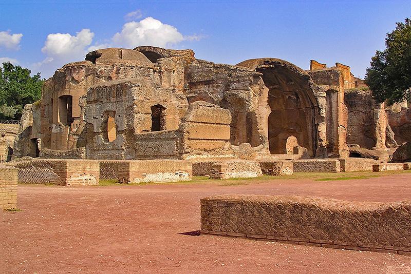 Ruins - Hadrian's Villa (Tivoli) Tours from Rome