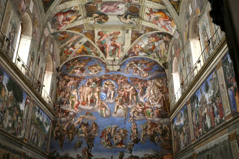 Sixtinische Kapelle - Eintrittskarten für das Vatikanische Museum