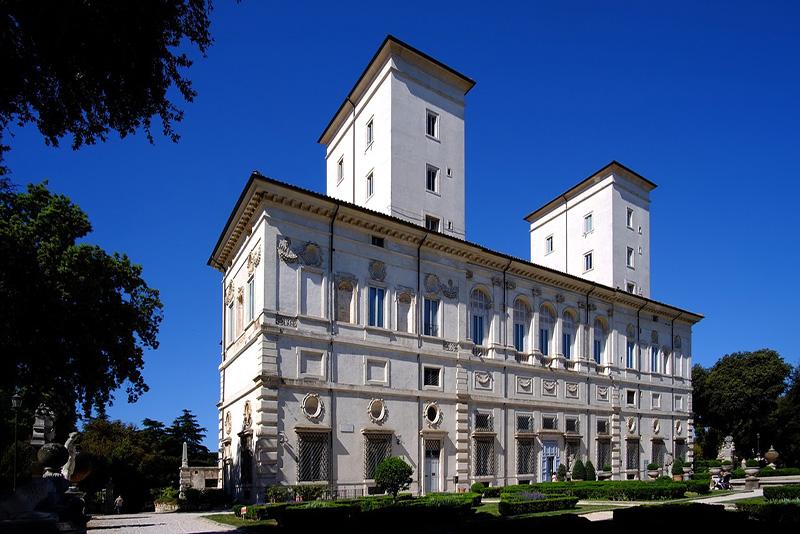 Borghese Villa - Borghese Galerieführungen