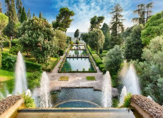 Garden - Villa d'Este (Tivoli) Tours From Rome
