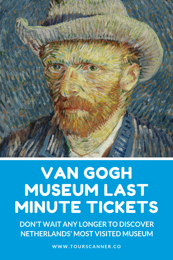 Museu Van Gogh - Pinterest