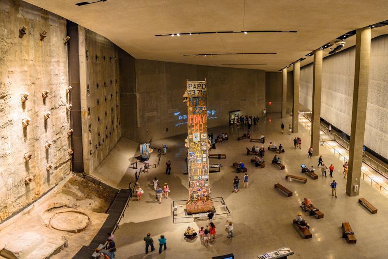 9/11 Memorial & Museum visitas guiadas