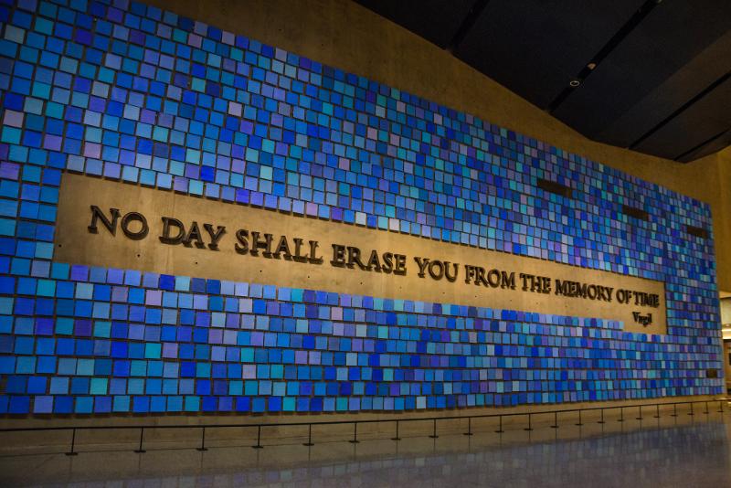 9/11 Memorial & Museum o que ver