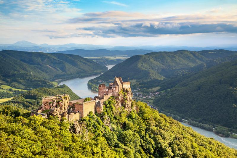 Schloss Aggstein
