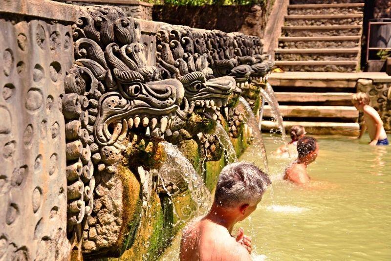 Air Panas Banjar hot springs, Bali, Indonesia - #50 best places to visit in North Bali