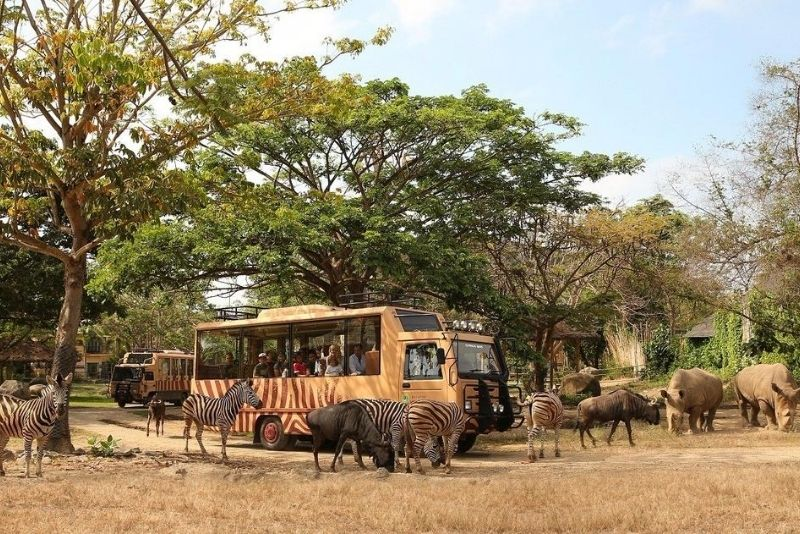 Bali Marine and Safari Park, Bali, Indonesia - #13 best places to visit in South Bali