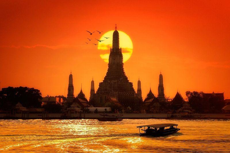 Conseils pour les excursions en bateau à Bangkok