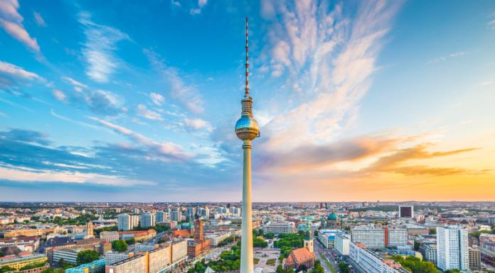 Berlin TV Tower tickets