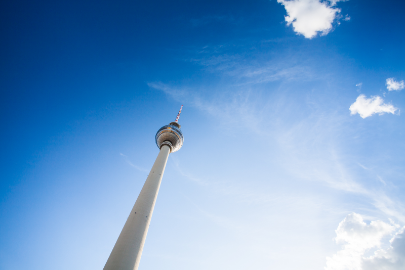 Berlin TV Tower tickets price