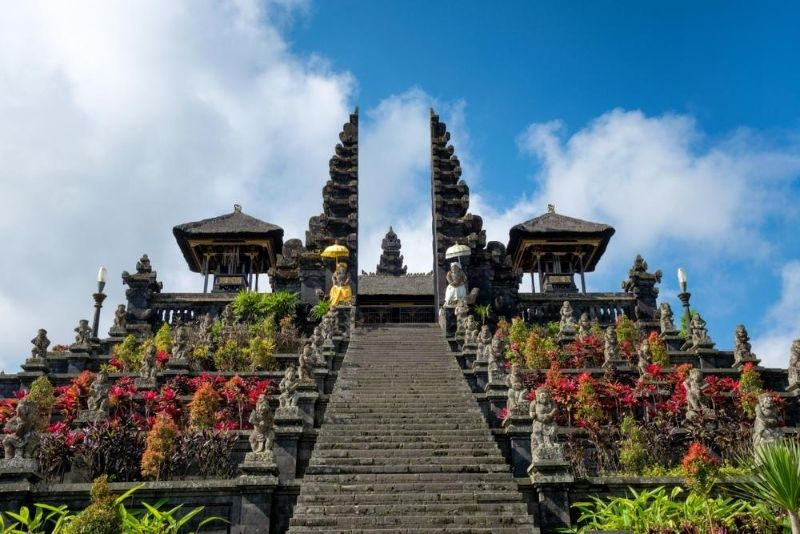 Besakih Temple, Bali, Indonesia - #46 best places to visit in Central Bali