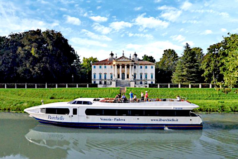 Brenta river tour