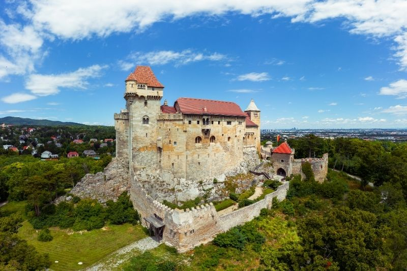 Burg Liechtenstein, Austria