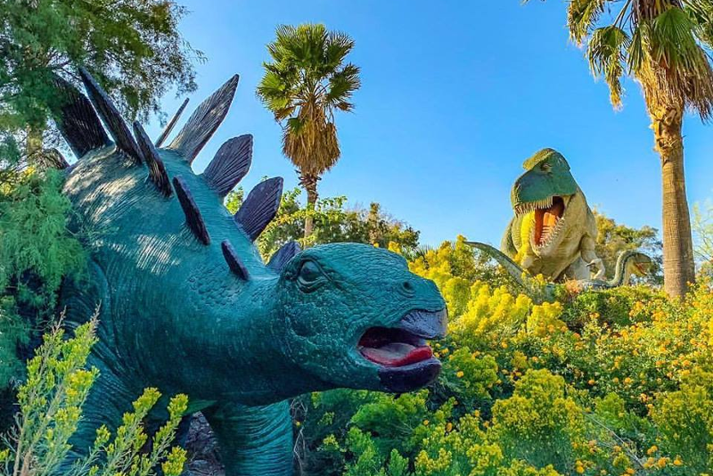 Cabazon Dinosaurier