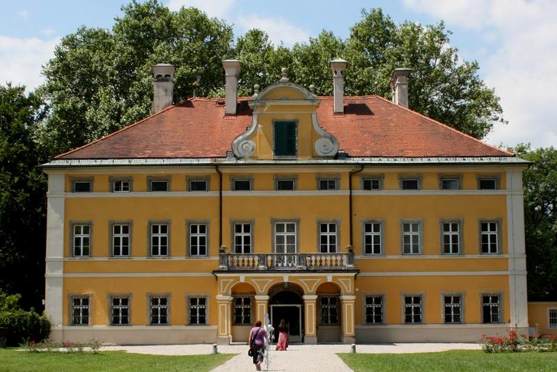 Palacio de Frohnburg - Sonrisas y lágrimas visitas