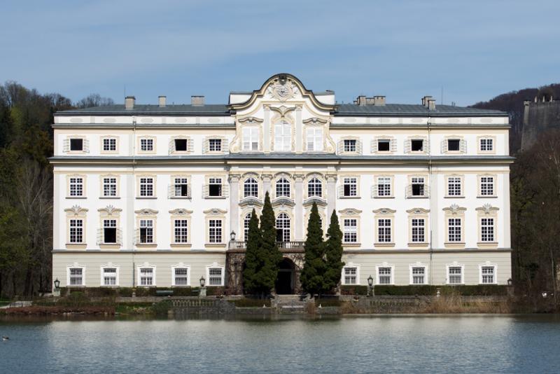 Palacio Leopoldskron - Sonrisas y lágrimas visitas
