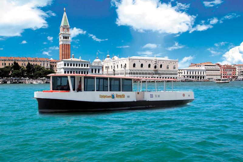 Crucero - Venecia en barco