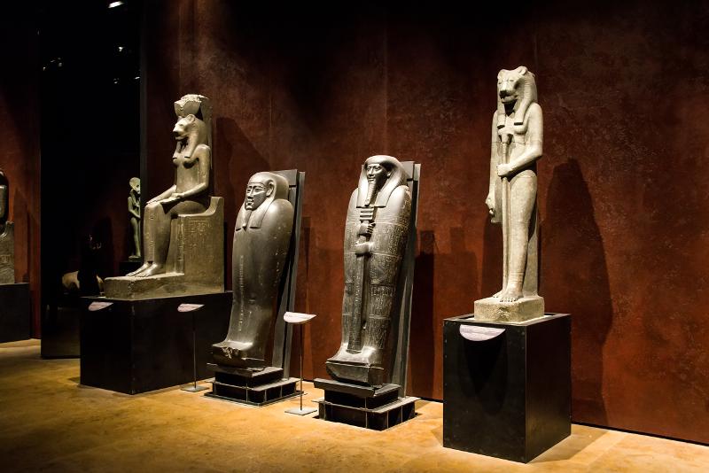 La mejor época para visitar el Museo Egipcio.