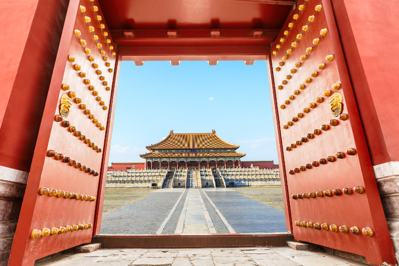 Forbidden City best time to visit
