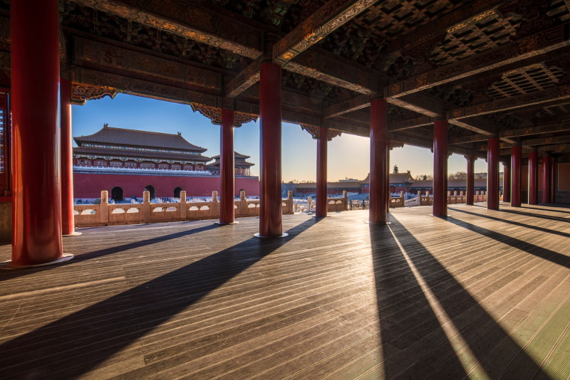 Forbidden City tickets price