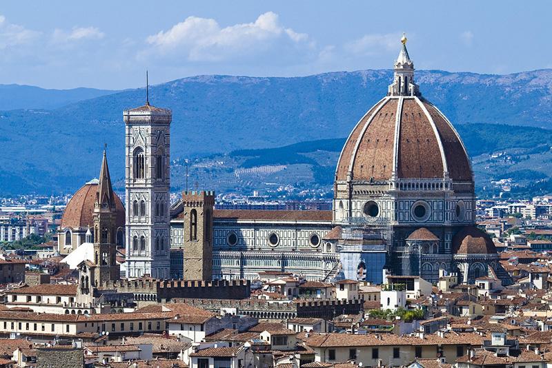 Cathédrale de Florence - Visites guidées de la Galerie des Offices