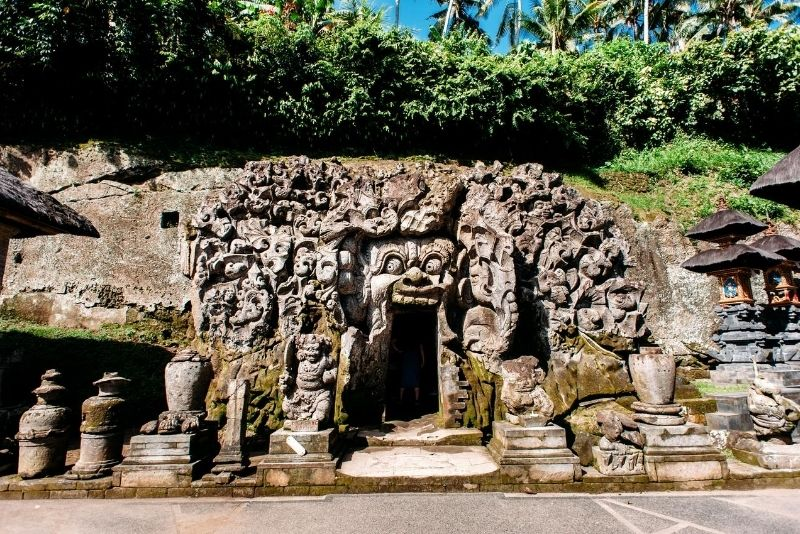 Goa Gajah, Elephant Cave Temple, Bali, Indonesia - #29 best places to visit in Central Bali