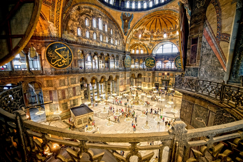 Hagia Sophia guided tours